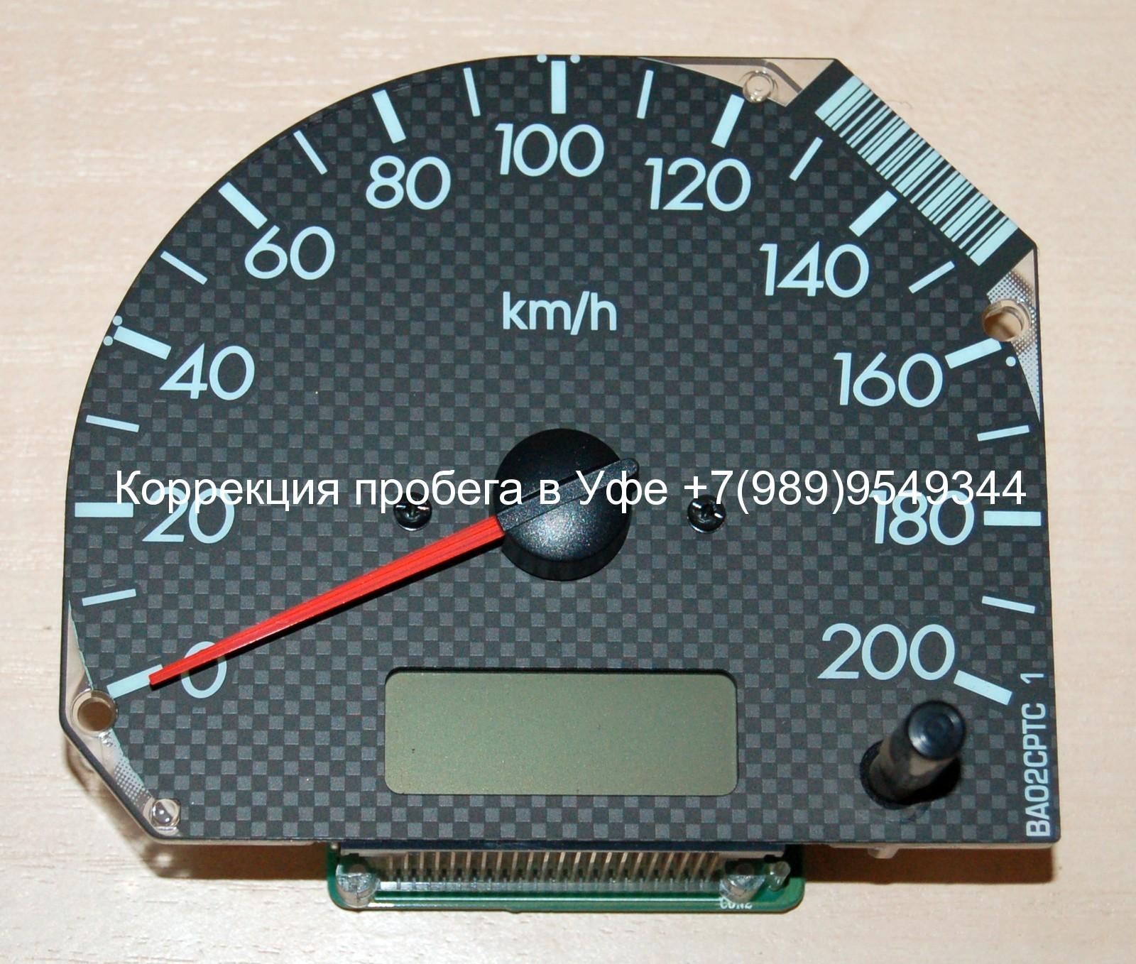 Одометр и спидометр своими руками 82